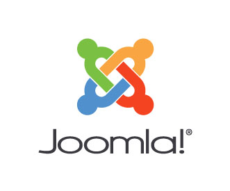 Joomla Vertical logo light background en