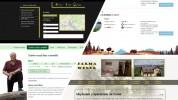 koláž grafických referencí tvorby webu
