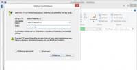 zadání hesla pro přístup do FTP