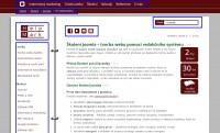 Ukázka modulů v Joomle