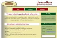 reference tvorby webu www.prodejpapiru.cz