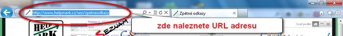 URL adresa a